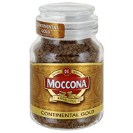 Кофе Moccona Continental Gold 95 гр