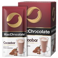 Какао в пакетах Mac Chocolate cacaobar 10 шт