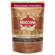 Кофе Moccona Continental Gold м/у 75 гр