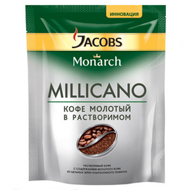 Кофе Jacobs Monarch MILLICANO м/у 75 гр