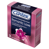 Презерватив Contex №3 Romantic 3 шт